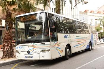 bus taxis ville d 39 hy res les palmiers. Black Bedroom Furniture Sets. Home Design Ideas